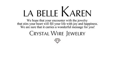 品川、羽田、横浜の天然石ワイヤージュエリー講座&オーダージュエリー制作 la belle KAREN(ラベルカレン )